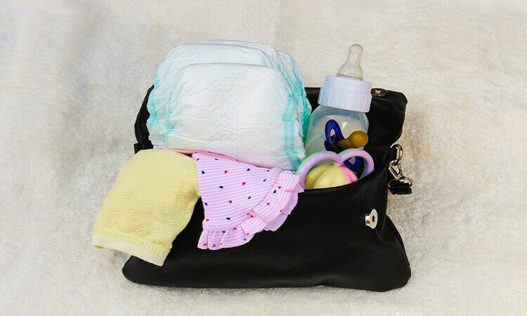 What To Pack In A Diaper Bag For The HospitalTrip