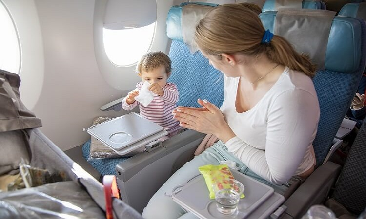 Can You Bring Baby Wipes On A Plane? – Travel Tips