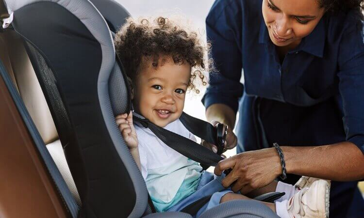 How Do You Best Position And Use Child Safety Seats?