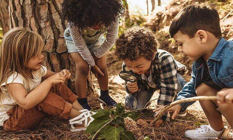 How Important Is Outdoor Play For A Child's Development