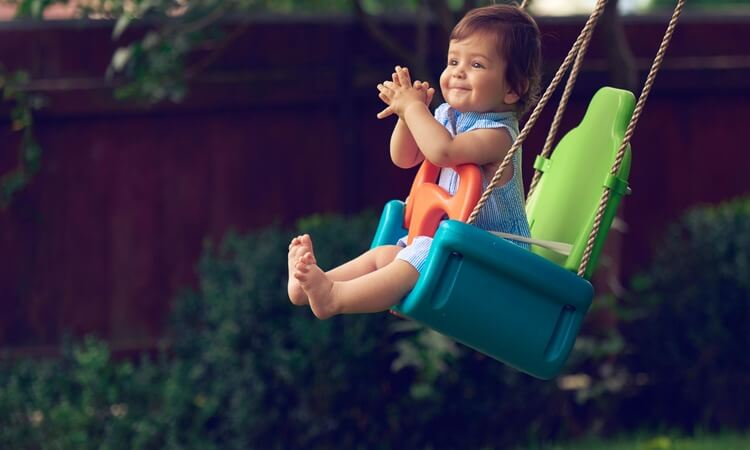 How Many Pounds Does A Baby Swing Hold?