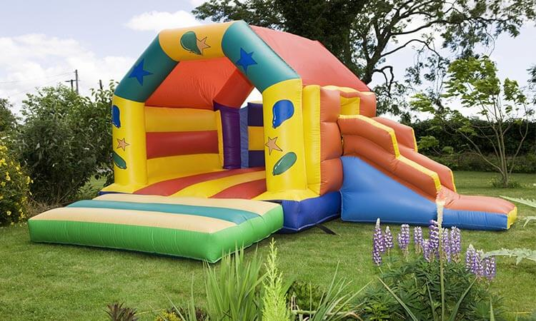 How To Clean Molds Off Inflatable Bounce Houses