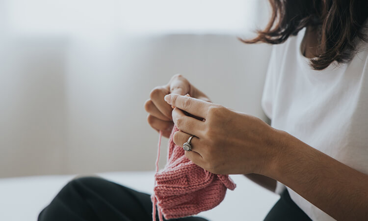 How To Crochet Baby Socks Step-By-Step