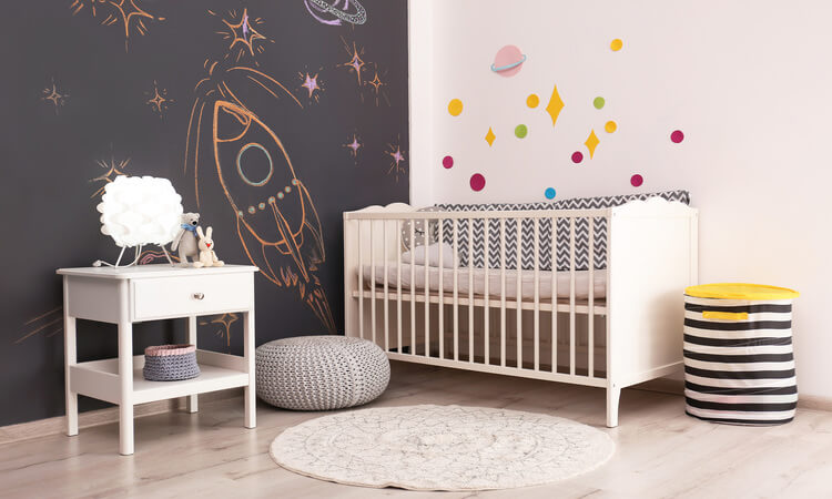 How To Decorate A Nursery In An Apartment
