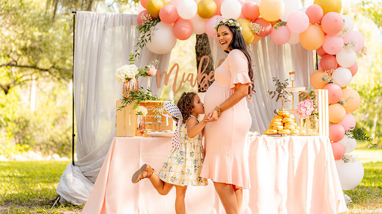 How To Dress For A Baby Shower: A Style Guide
