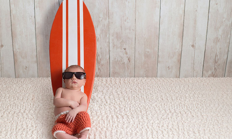 How To Dress Your Baby For Sleep In Summer