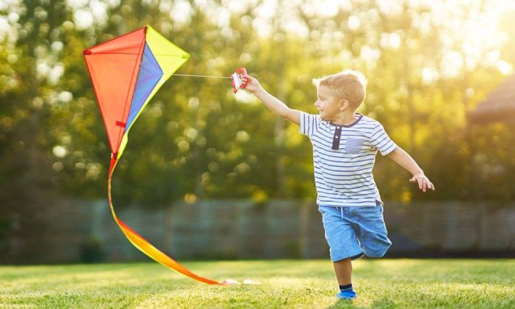 How To Find The Area To Fly A Kite
