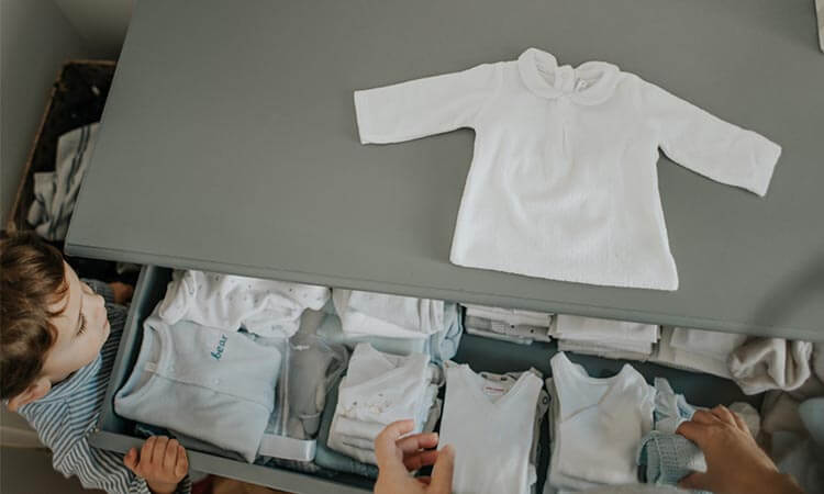 How To Make Baby Clothes Dividers:EasyDIYGuide