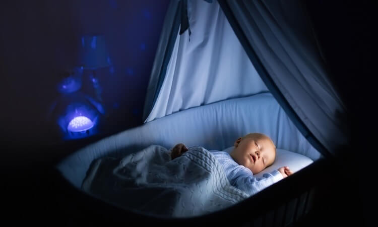 How To Make Your Own Crib Canopy