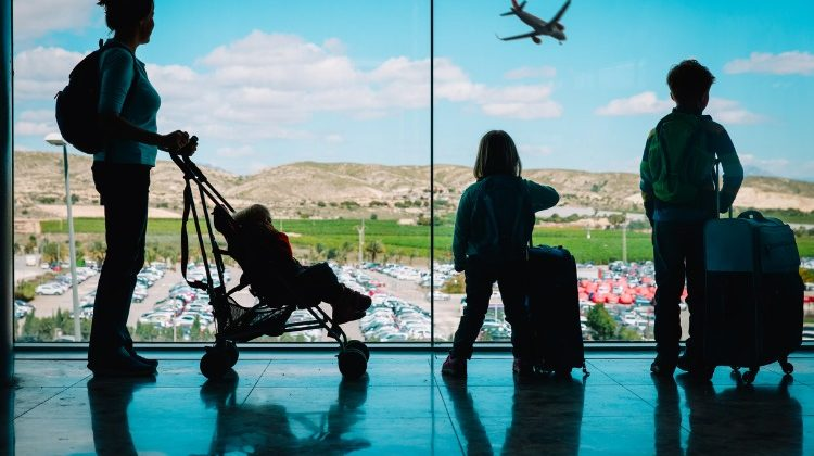 The Best Way To Travel: Strollers Versus Baby Backpack Carriers