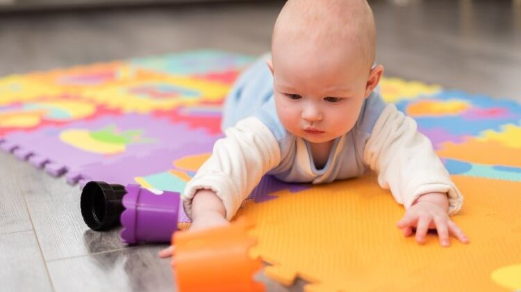 The Perfect Baby Play Mats And How It Helps Your Child's Development