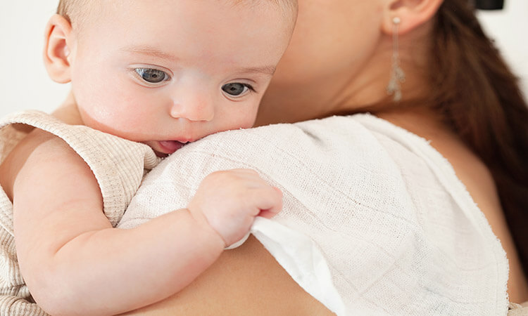 What Are The Uses Of Baby Burp Cloth