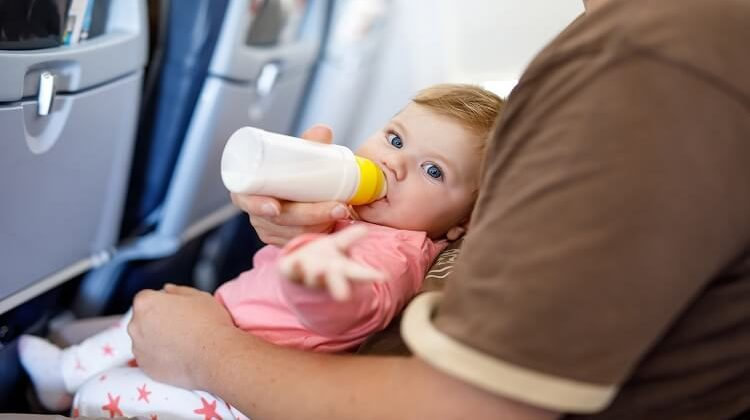 Can You Take Baby Bottles On A Plane?