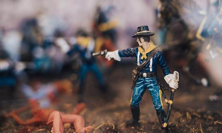 How Are Action Figures Painted A Brief Guide