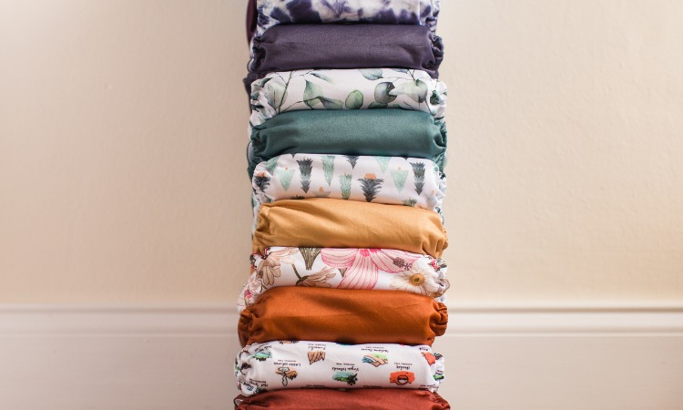 What Is A Diaper Cloth Fabric Made Of?