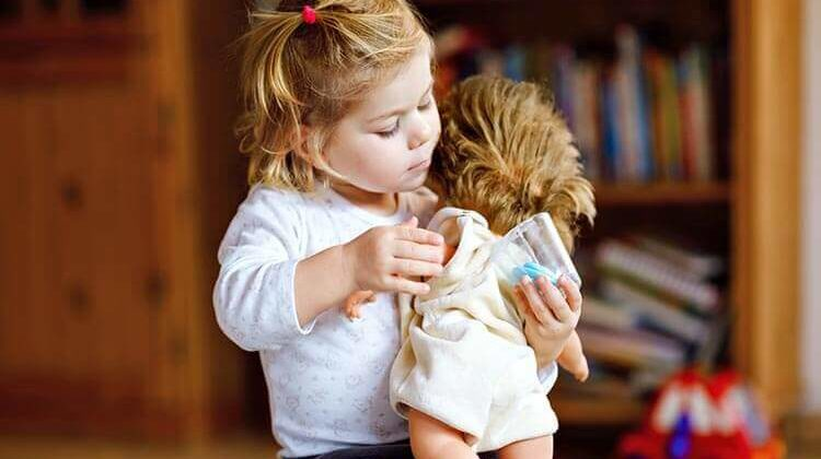 What Size Baby Clothes Fit 22-Inch Dolls