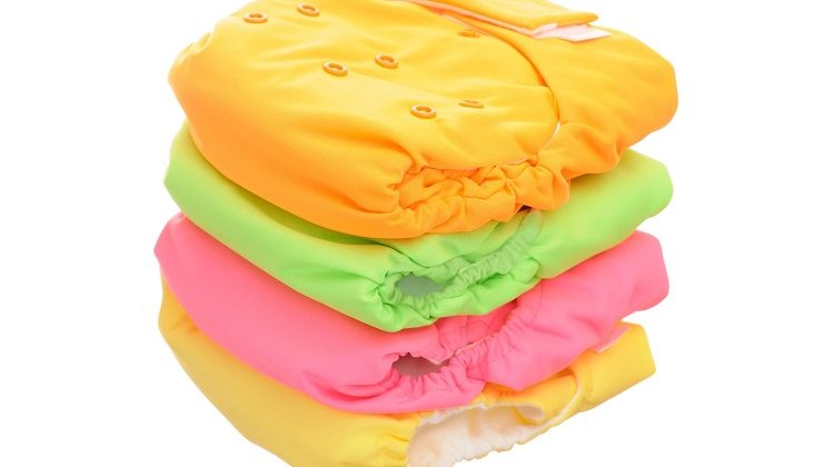 How To Fold A Cloth Diaper Without Pins In Different Ways