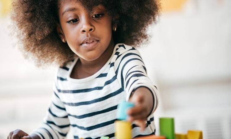 How To Have Toddlers Play With Building Blocks