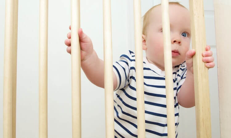 How To Install A Baby Gate Without Drilling Into Walls