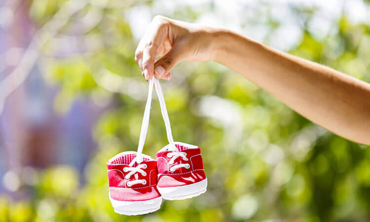 How To Keep Baby Shoes From Falling Off