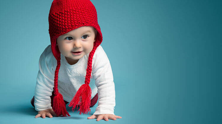 How To Knit A Newborn Baby's Hat: Fun DIY