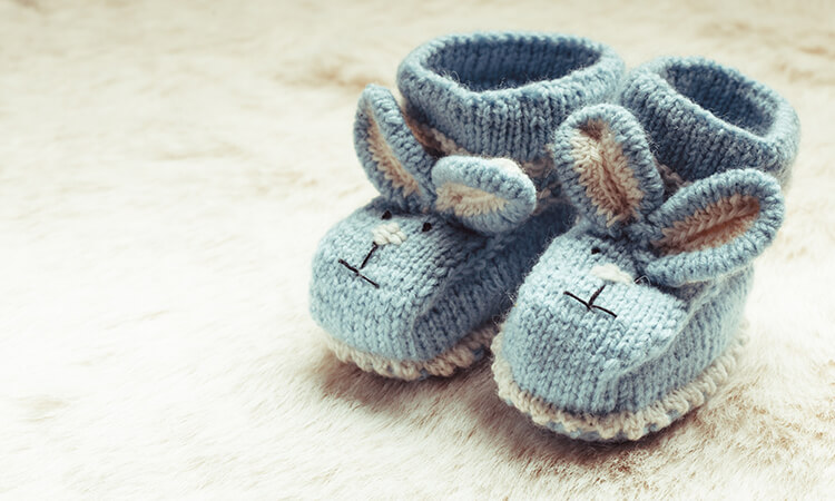 How To Knit Baby Socks: Easy Steps