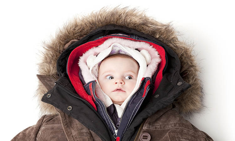 How To Layer Baby Clothes For Winter