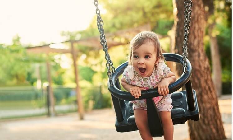 How To Make A Baby Swing On Your Own