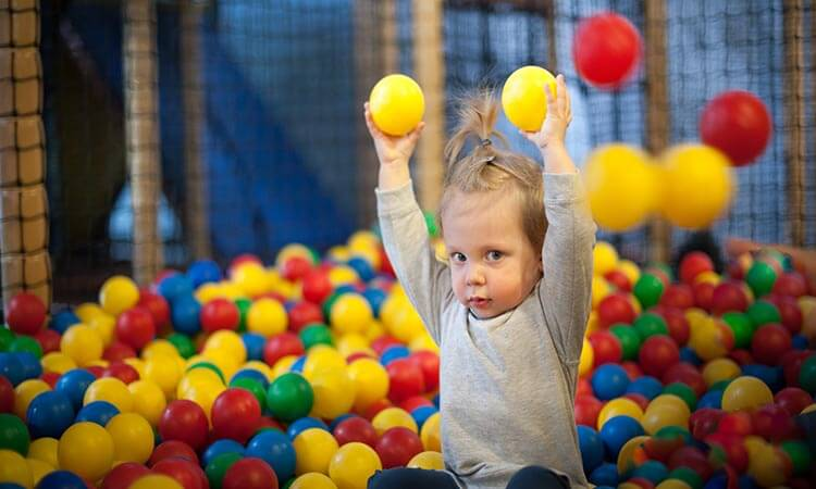 How To Make A Ball Pit At Home