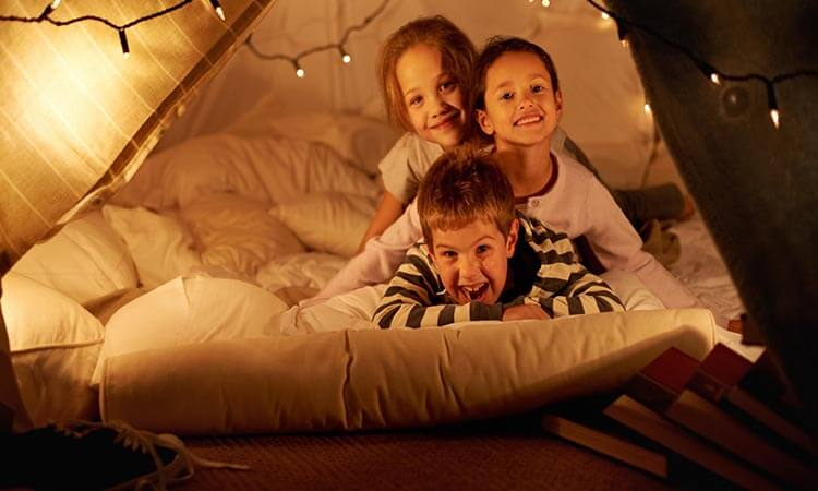 How To Make A Children's Play Tent