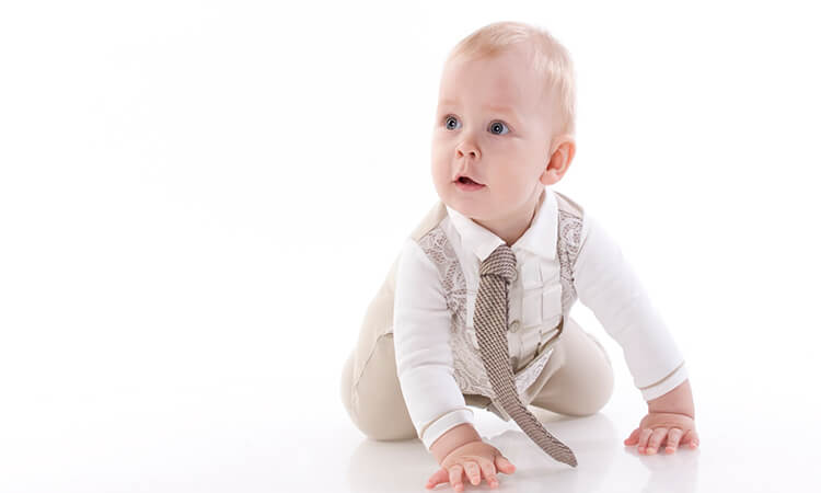 How To Make A Necktie For A Baby