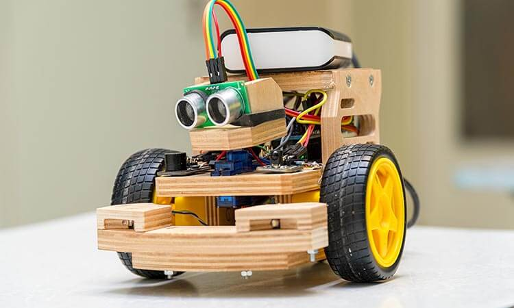 How To Make A Toy Robot Car For Your Kids