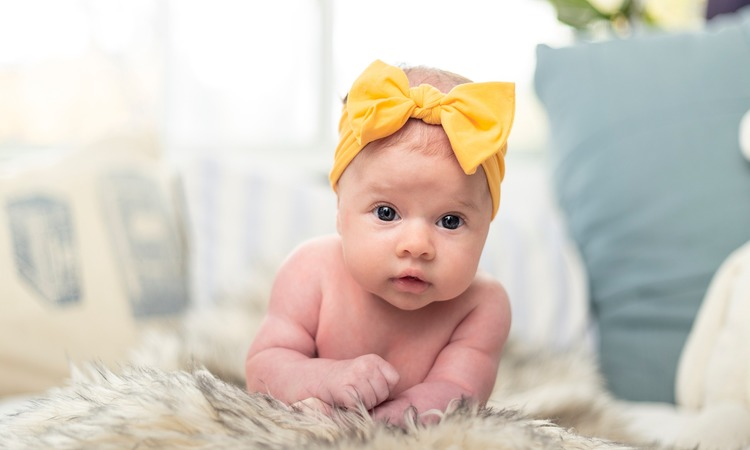 How To Make Baby Headbands With Big Bows