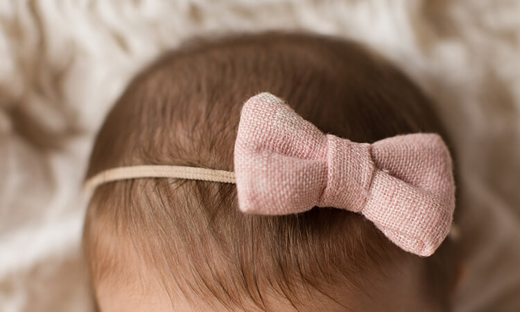 How To Make Baby Knot Headbands By Yourself