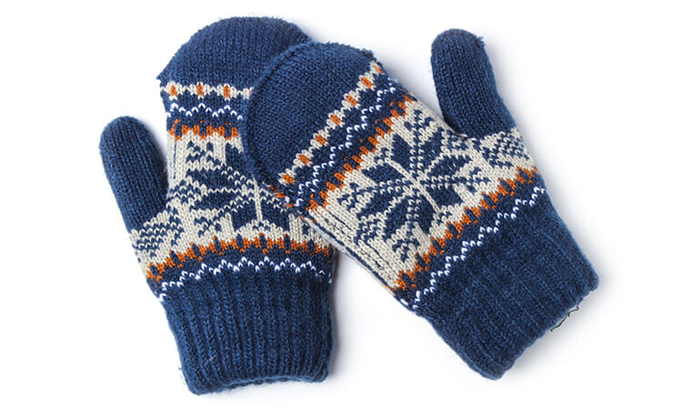 How To Make Baby Mittens On A Round Loom