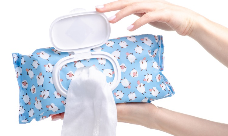 How To Make Baby Wipes At Home