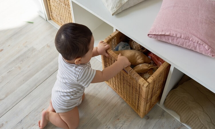 How To Make Fabric Toy Storage Bags For Stylish Organizing