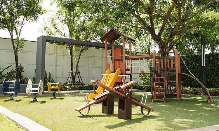 How To Make Outdoor Play Equipment