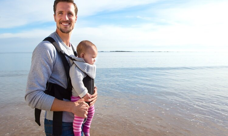 How To Put On A Baby Carrier: An Easy Guide