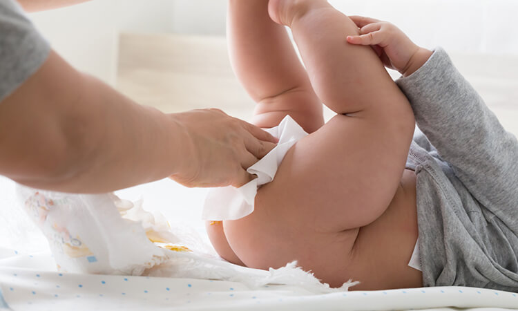 How To Remove Set-In Poop Stains From Baby Clothes