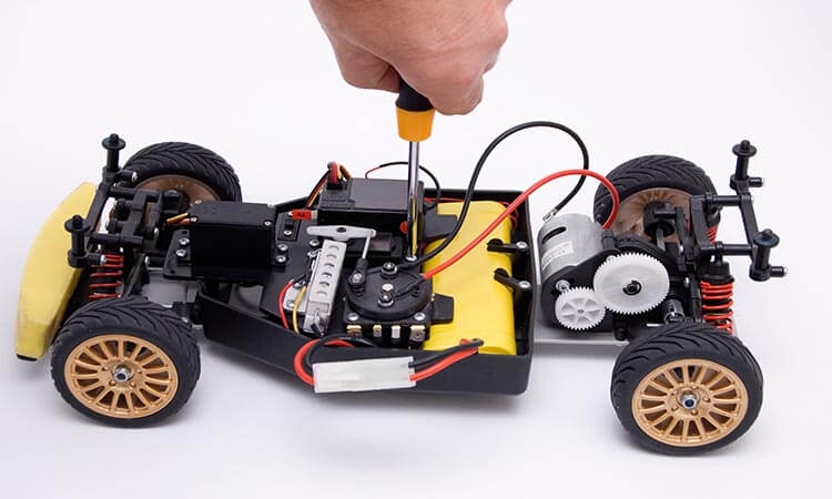 How To Repair A Toy Car Remote Control
