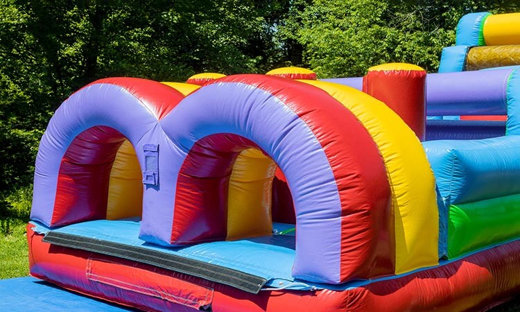 How To Repair Inflatable Bounce Houses