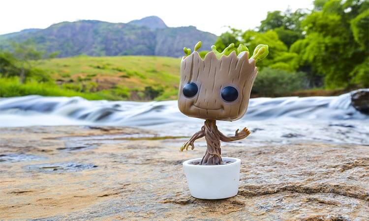 The 7 Best Baby Groot Toys For Comic Fans