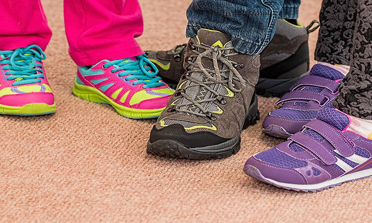 The 7 Best Baby Shoes For Fat Feet And Comfy Footwear