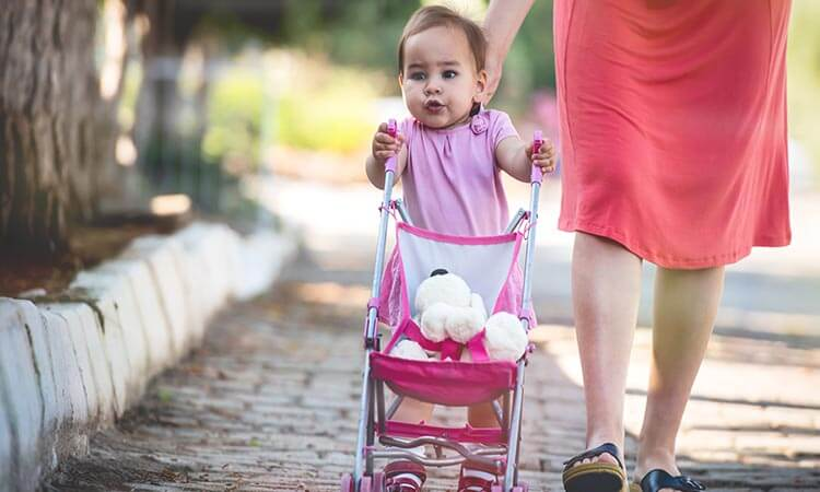 The 7 Best Doll Strollers For Your Kids' Dolls