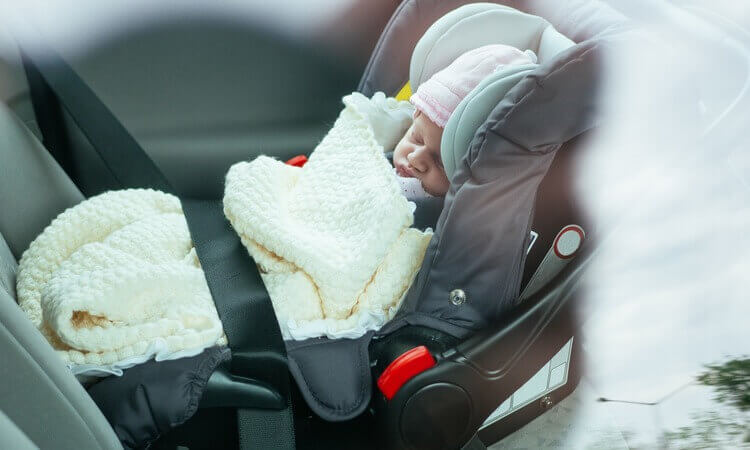 The 7 Best Infant Car Seat Covers For Safe Trips