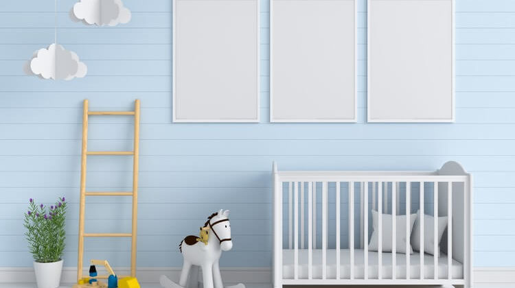 The 7 Best Modern Baby Cribs To Buy