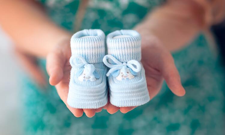 The 7 Best Newborn Booties For Your Babies' Feet