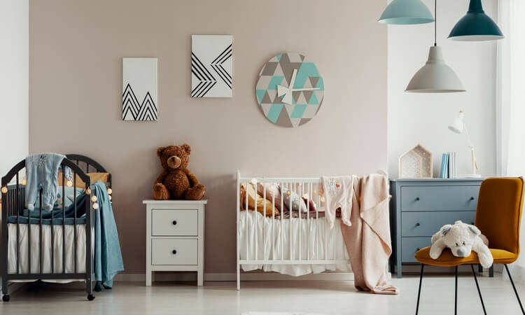 The 7 Best Rated Baby Cribs For New Moms