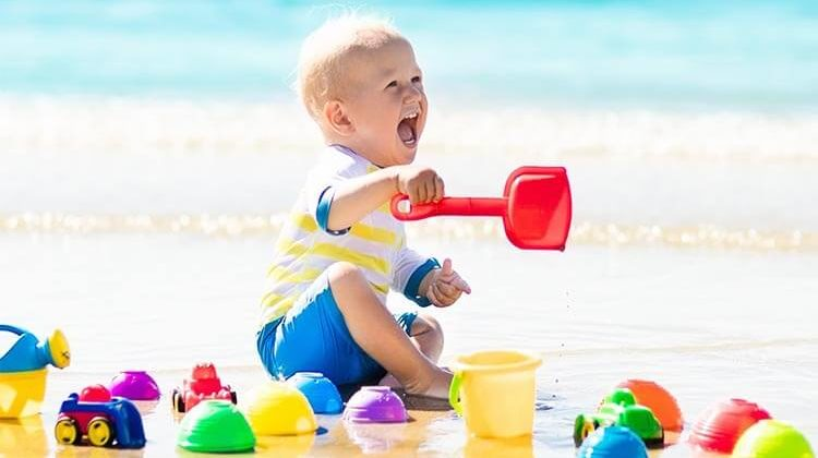 The 7 Best Sand Toys For Toddlers' Playtime